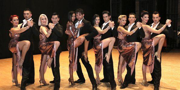 «Аргентинское Танго» с Радио 7 на Семи Холмах