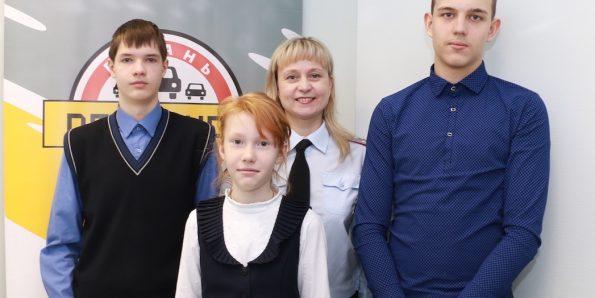 «Дети говорят» на «Дорожном радио Рязанская область».