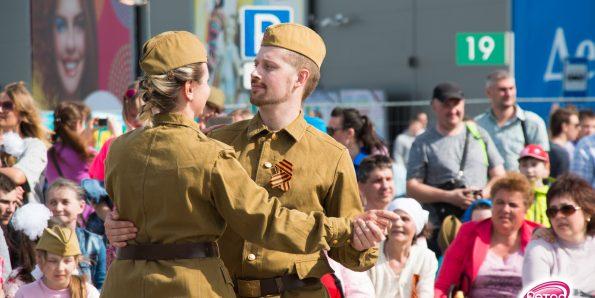 День Победы с Ретро FM Рязанская область