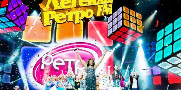 «Легенды Ретро FM» собрали рекордную ТВ-аудиторию